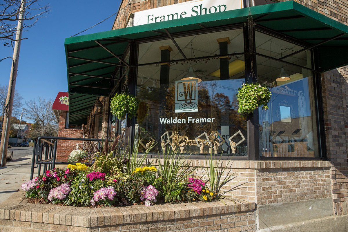 Walden Framer Shop located in Lexington, Massachusetts