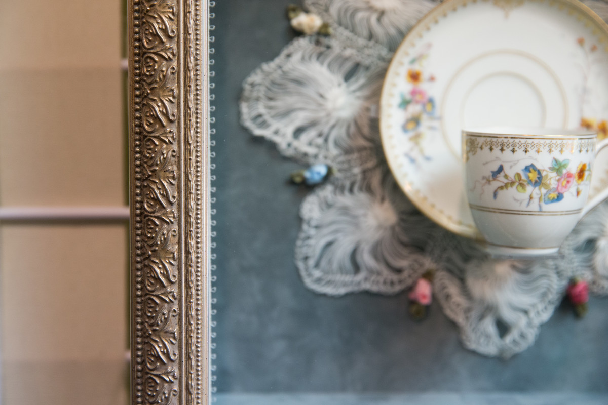 Walden Framer Framing Everyday Objects and Collections of Heirlooms
