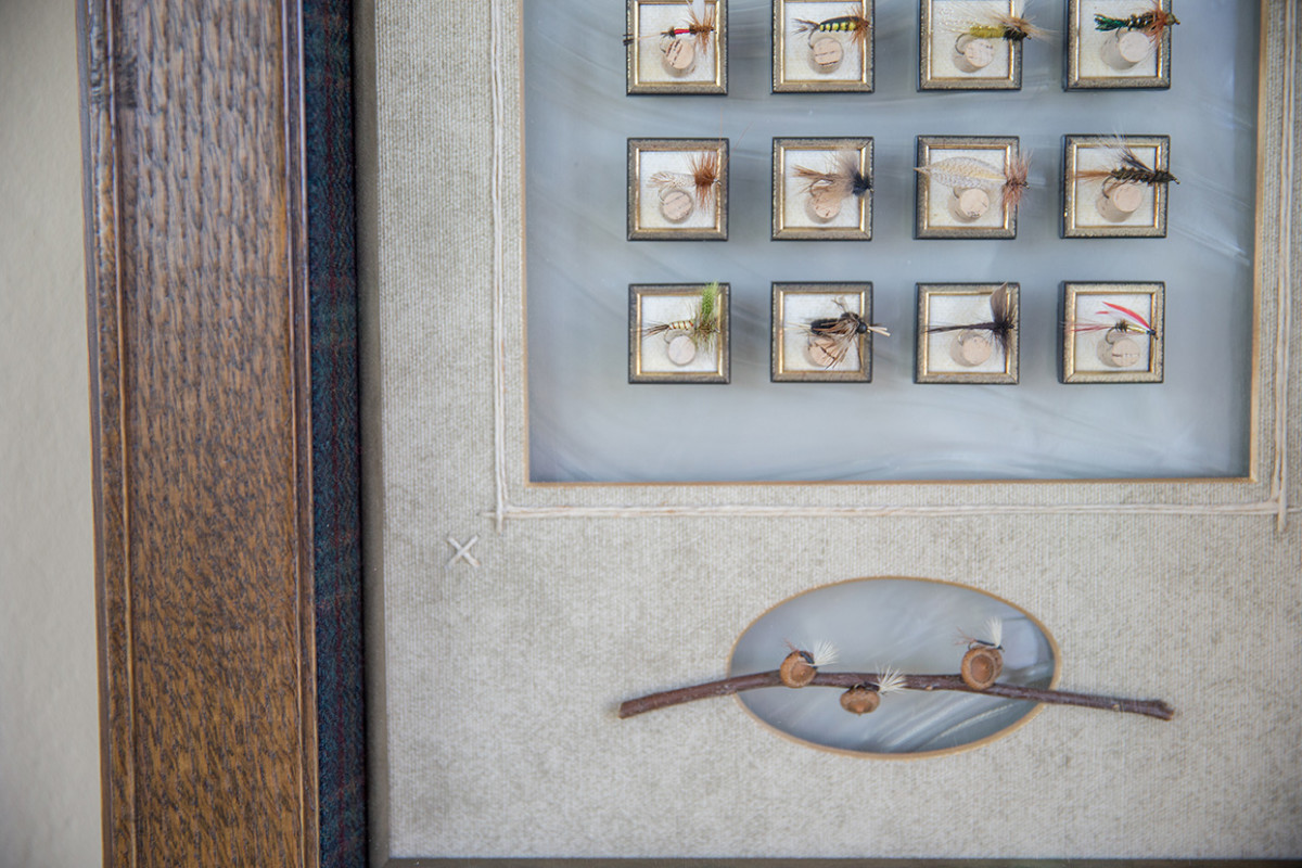 Walden Framer Detailed Collection of Everyday Objects Fishing Flyers