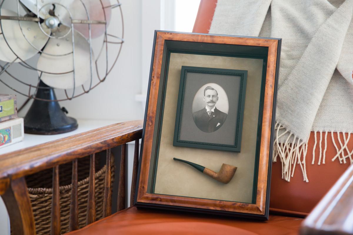 Walden Framer Framing Heirlooms Custom Framing